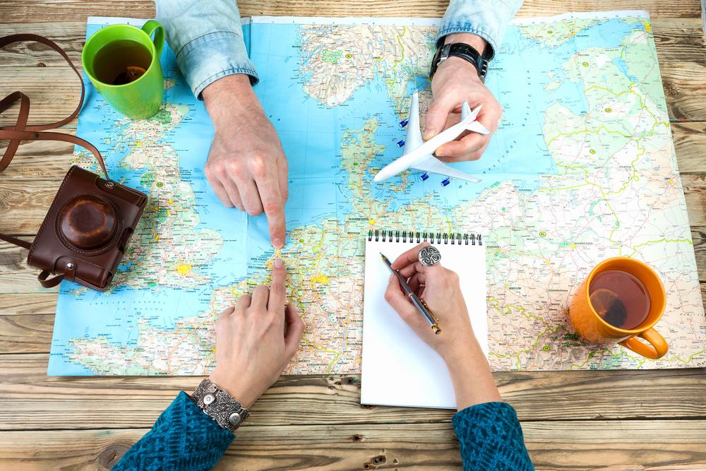 Conseils pour organiser un voyage