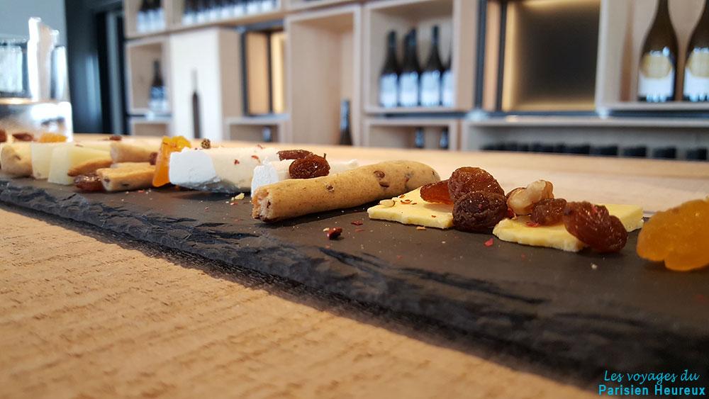 Les fromages pour accompagner la dégustation des vins de Santorin