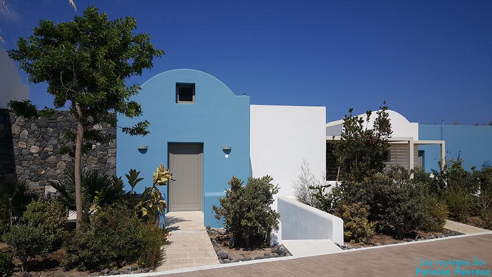 L'hôtel Aurora Luxury Hotel & Spa à Santorin