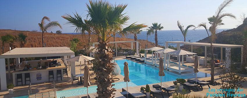 Hôtel Aurora Luxury Hotel & Spa à Santorin