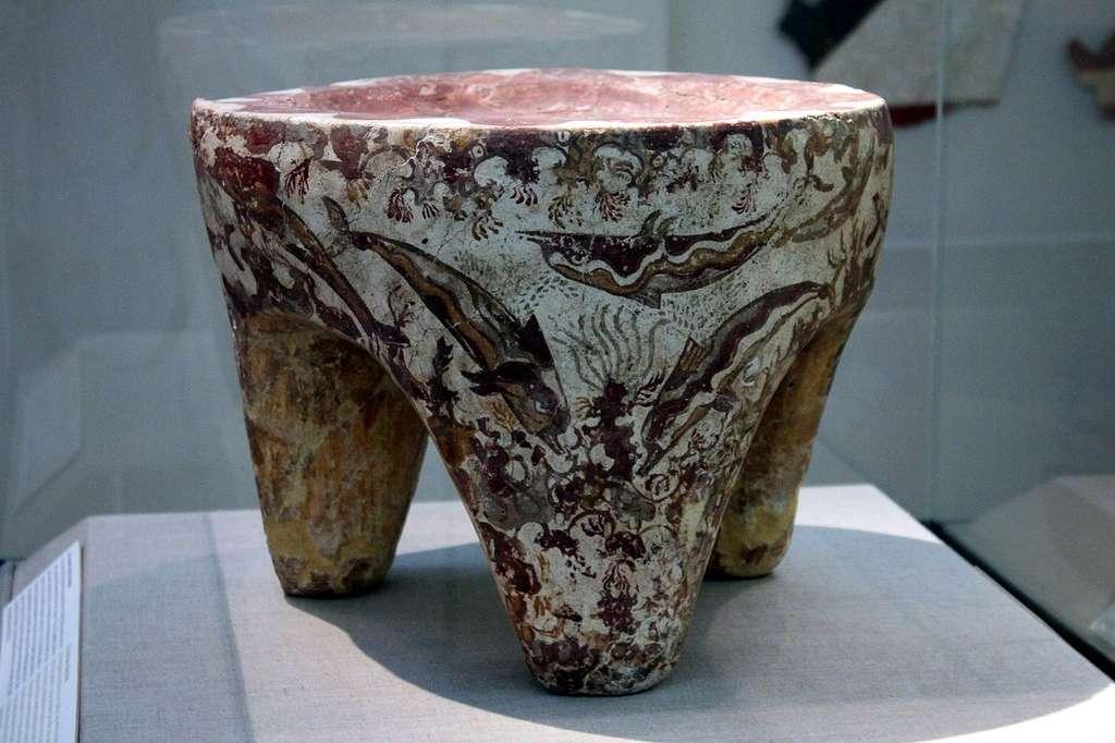 Akrotiri cité antique