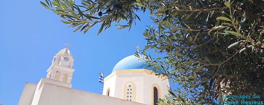 888ad92ba9e8 Que faire à Megalochori sur l île de Santorin