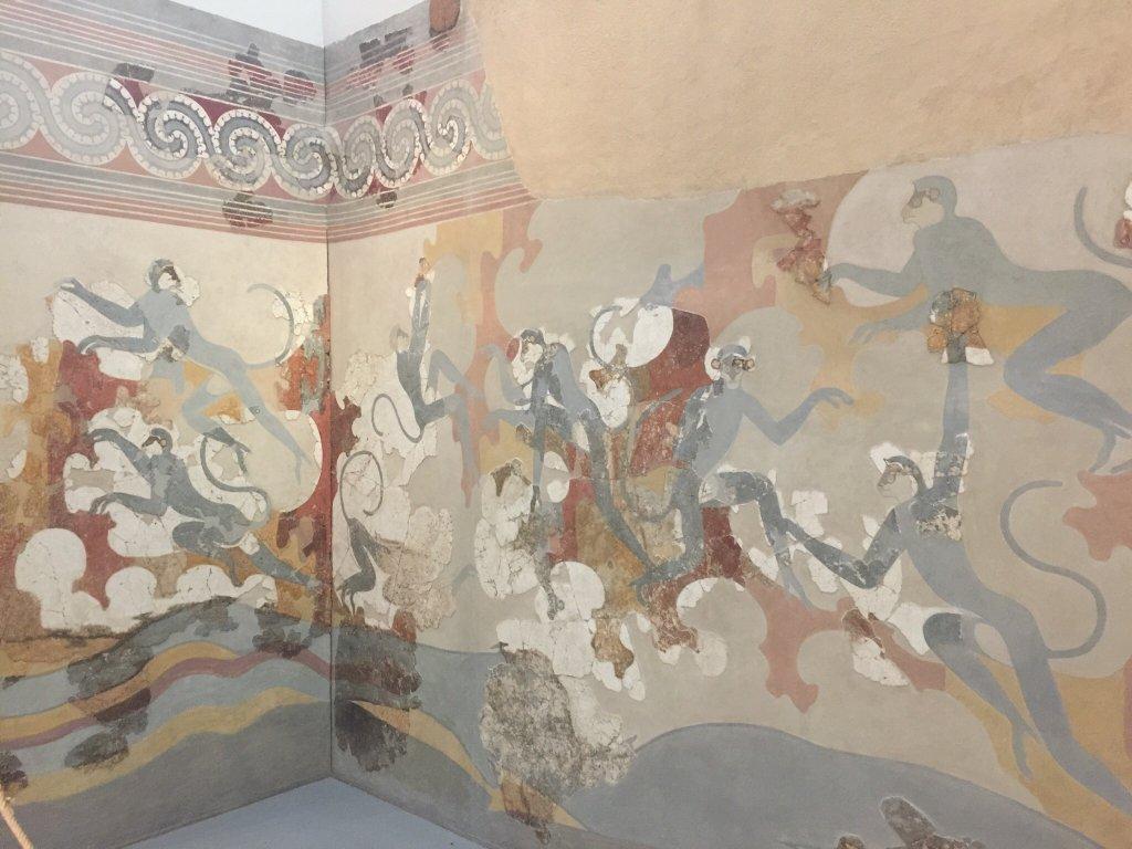 Musée préhistorique de Thera à Fira