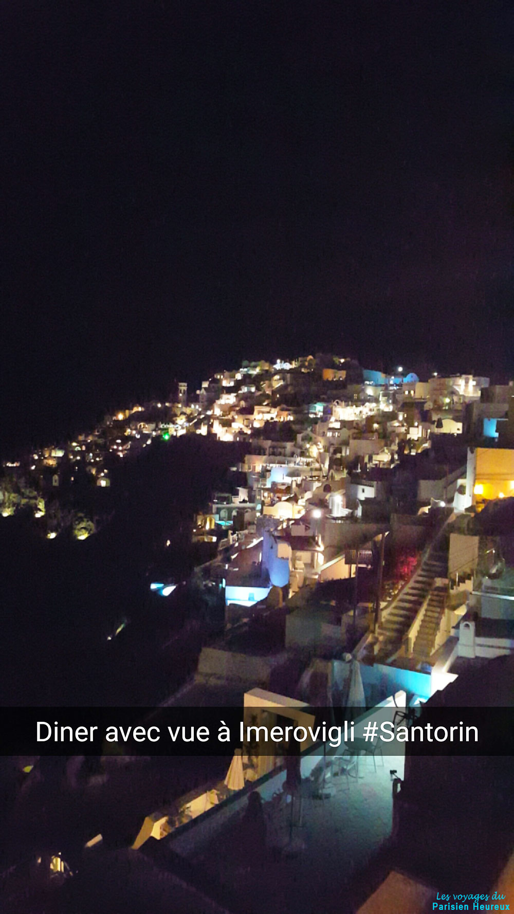 Que faire imerovigli sur l le de santorin for Santorin sejour complet