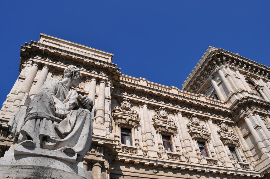 Le palais de justice de Rome