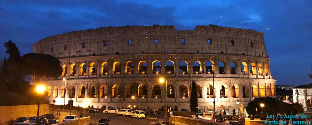 Guide de voyage à Rome en Italie