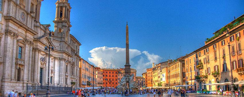 Piazza Navona à Rome