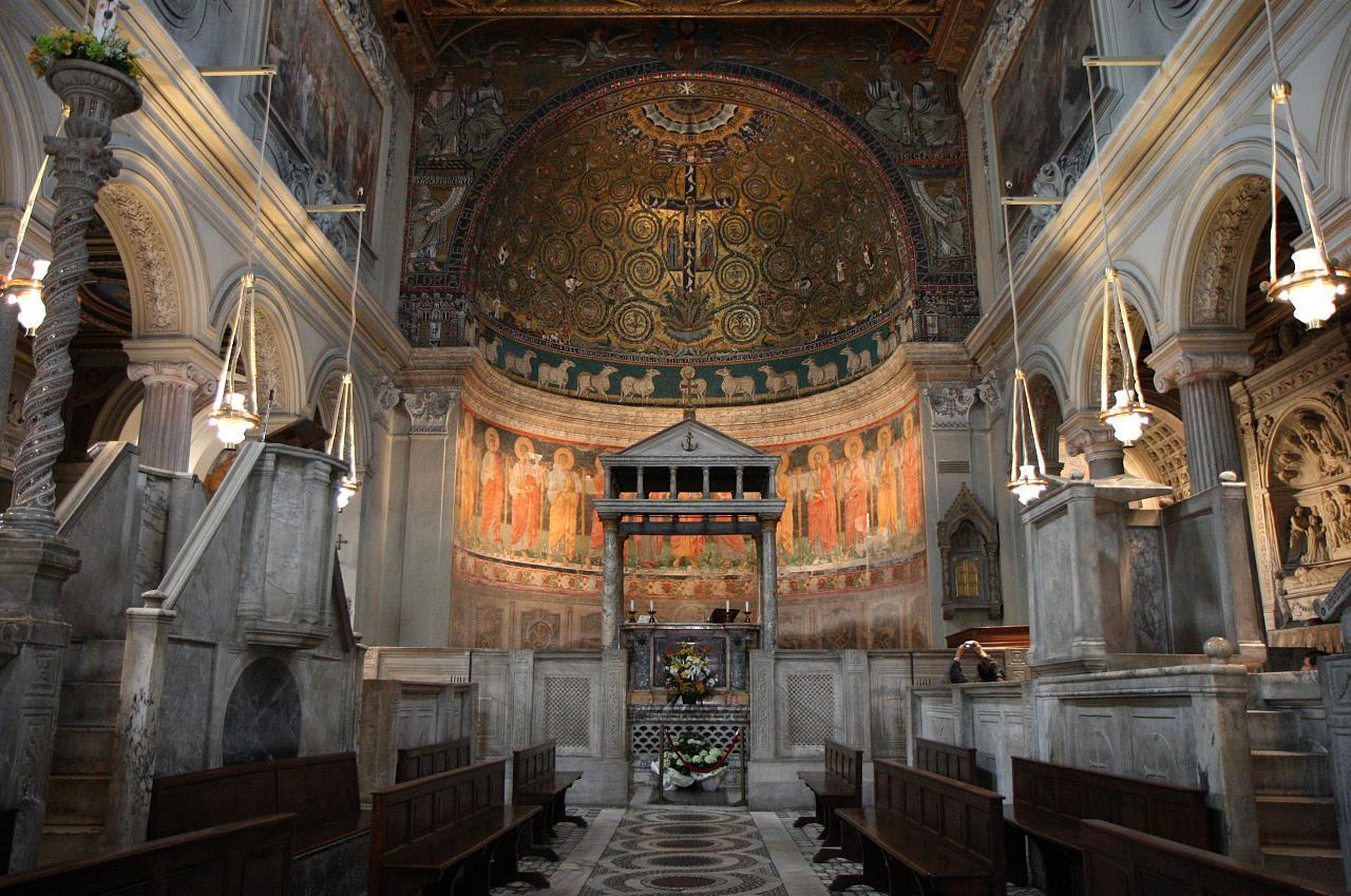La basilique Saint-Clément