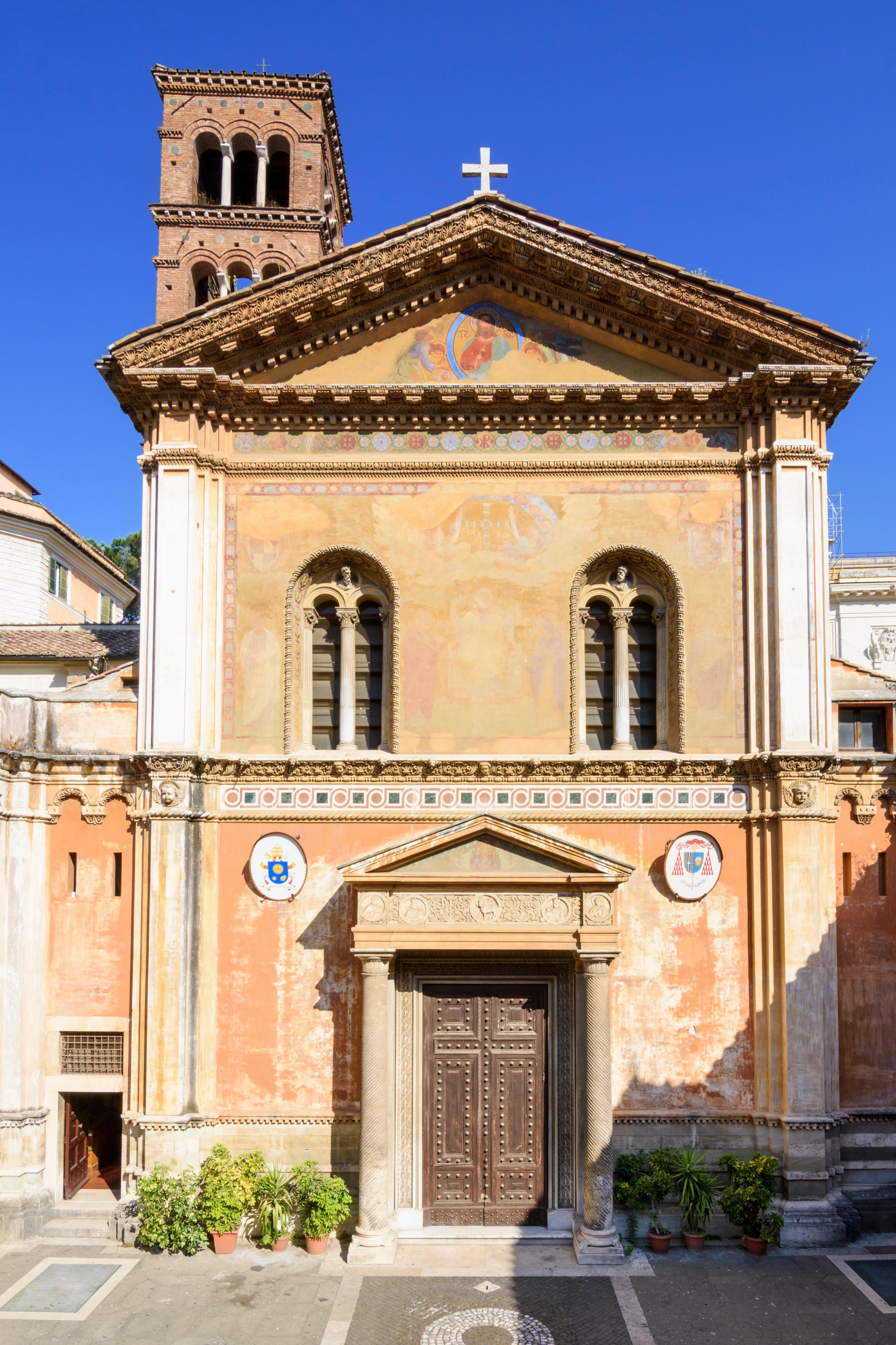 La Basilique Sainte-Pudentienne