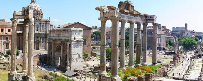 Le Forum Romain