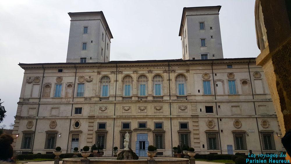 La Villa Borghèse