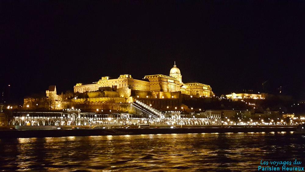Croisère sur le Danube à Budapest