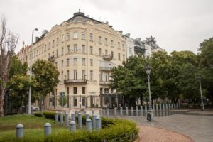 L'ambassade des États-Unis à Budapest