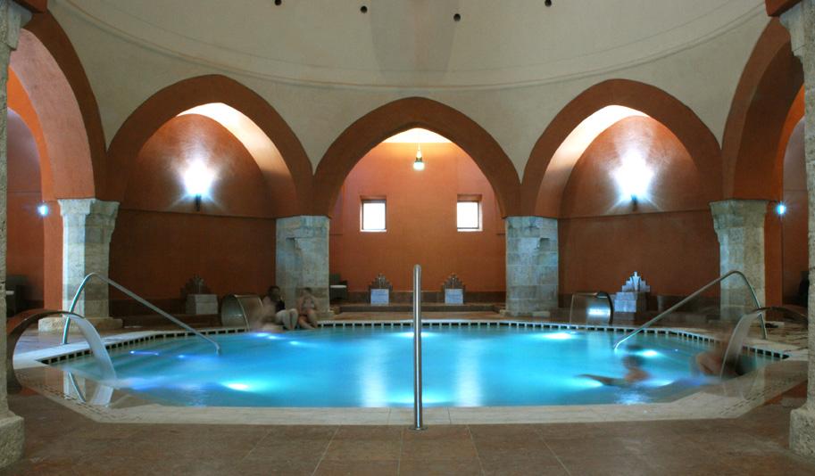 Les bains thermaux Veli Bej à Budapest