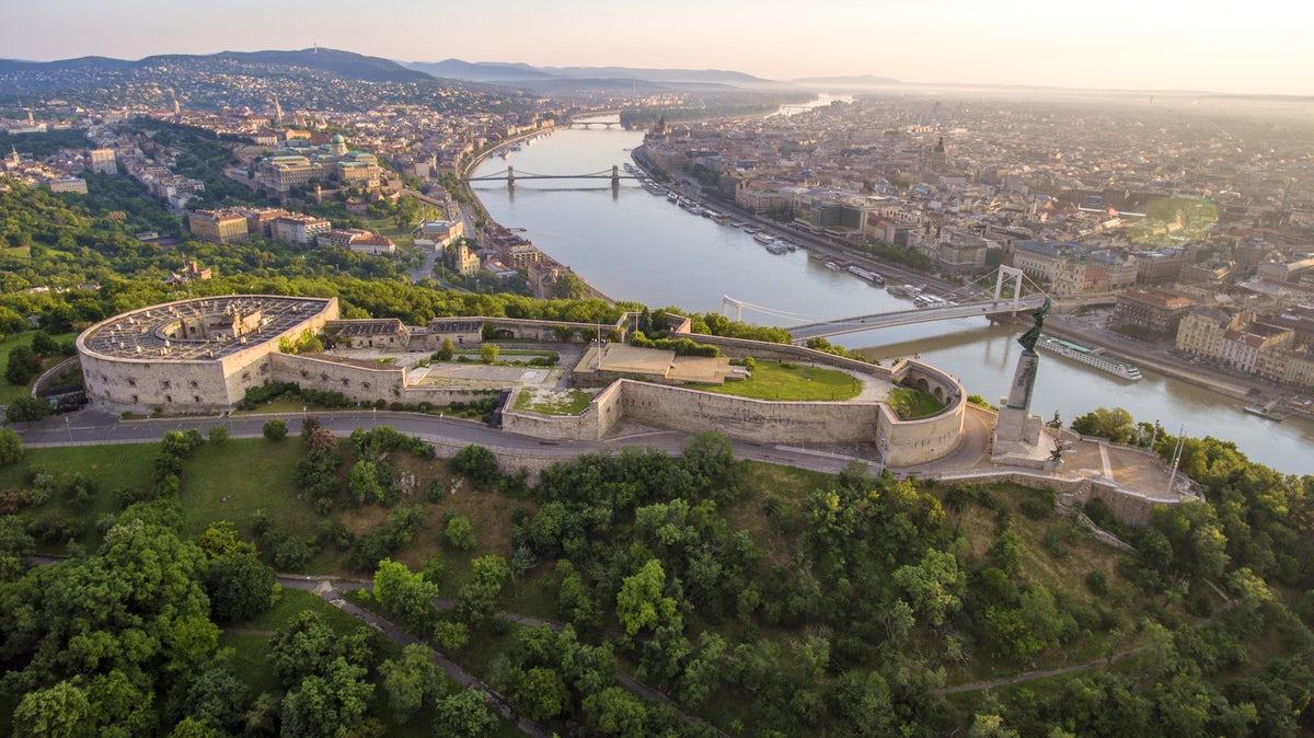 La Citadelle de Budapest
