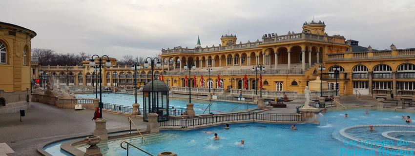 Les meilleurs bains thermaux de Budapest
