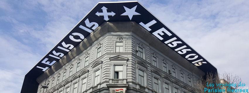 La Maison de la Terreur à Budapest