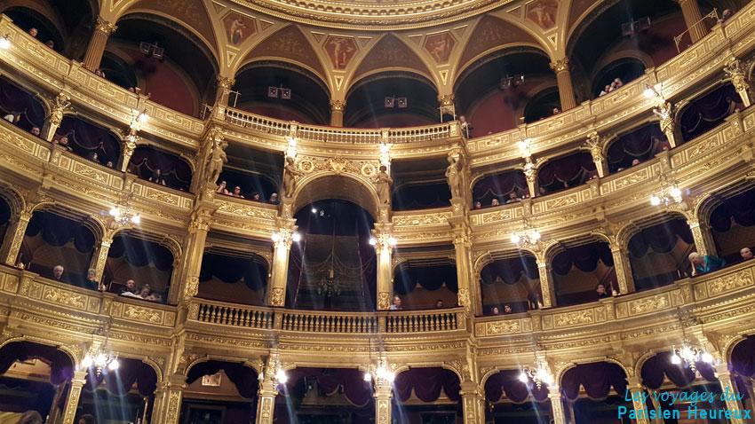 L'Opéra de Budapest
