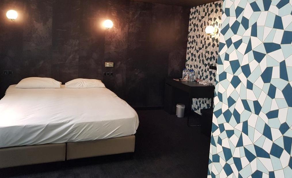 Aux Sacres, hôtel 3 étoiles à Reims
