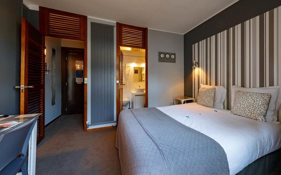 Hôtel Azur, hôtel 2 étoiles à Reims
