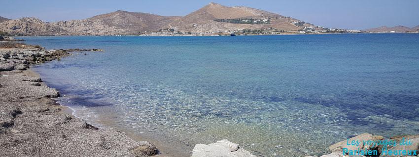 Les plus belles plages de Paros