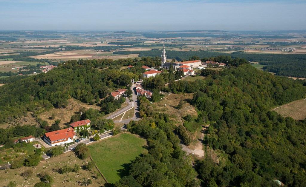La colline sacrée de Sion près de Nancy