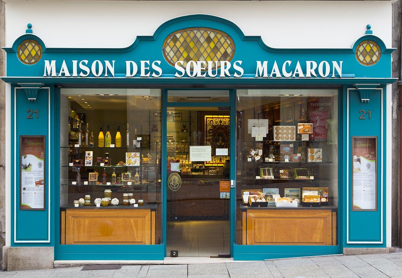 La Maison des Soeurs Macarons à Nancy