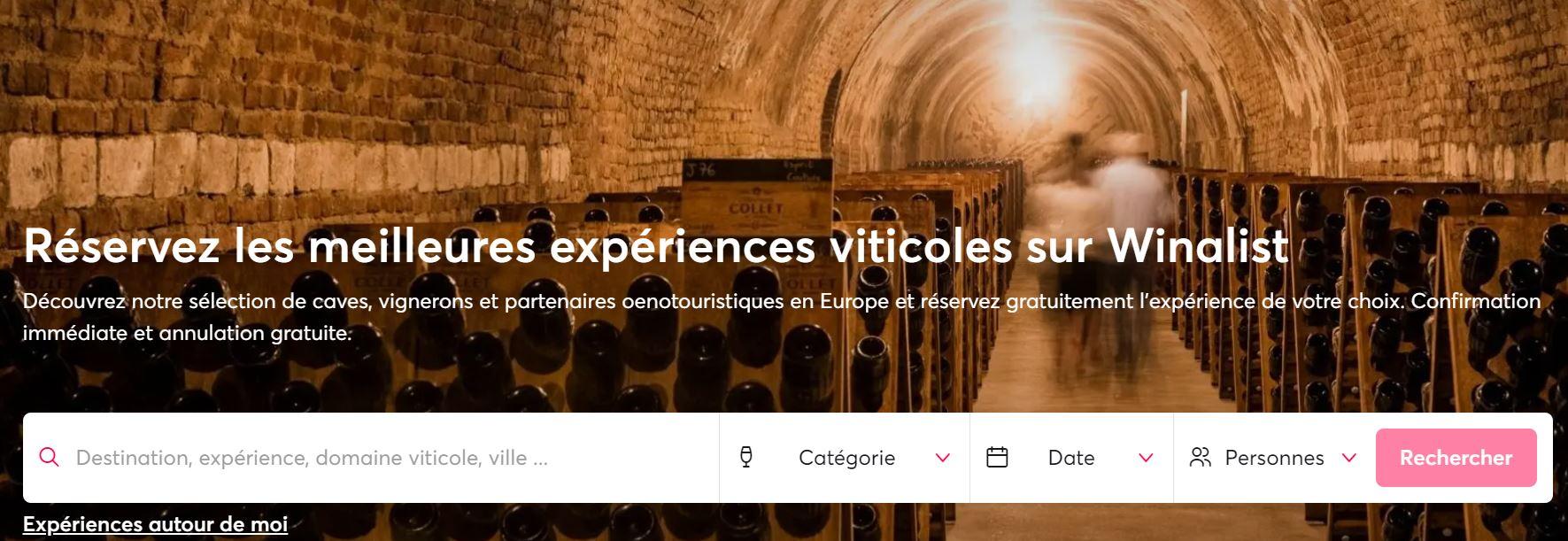 Le site de Winalist