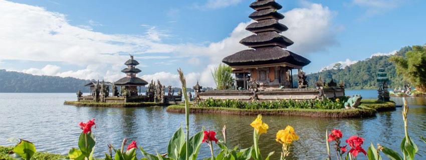 Lac à Bali